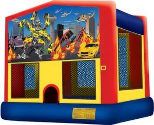 Robocar bounce house rentals