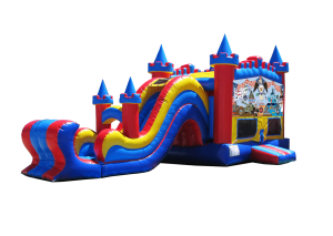 Armed Forces Inflatable REntals