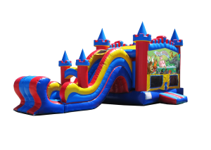 birthday inflatable rentals