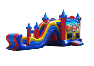 fireman bounce combo rental fort walton beach