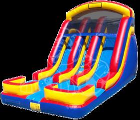 Master Blast Slide