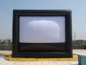 movie screen rental fort walton beach