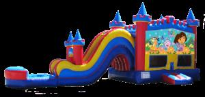 Dora Water Slide