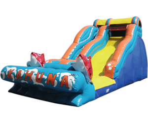 Big Kahuna Water slide rental