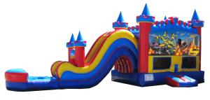 Cars Water slide rental