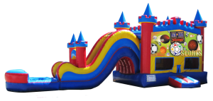 Sports Water slide Rental