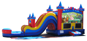 niceville water slide rental