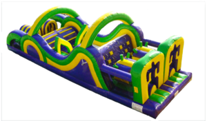 Inflatable Obstacle Course rental FL